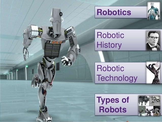 Robotics project ppt Slide 2
