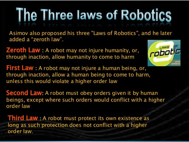 PPT Robotics PowerPoint presentation