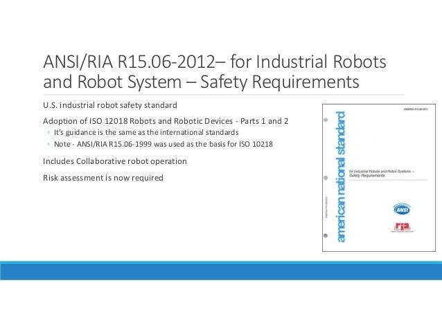 robotics safety