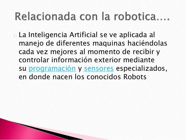 la finalidad es reducir el esfuerzo del hombre es por ello que los robots tienen su respectiva clasificación: Robots Play-...