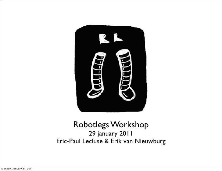 Robotlegs Introduction