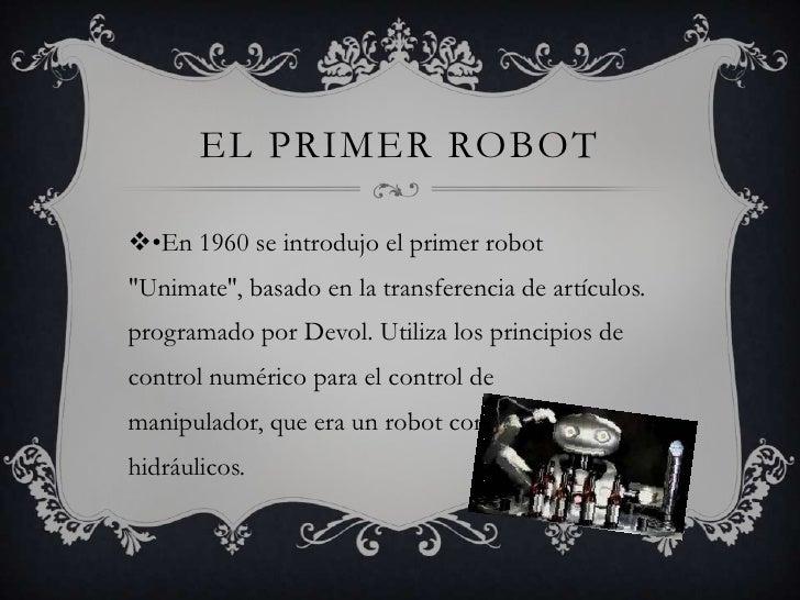 Robots Slide 3