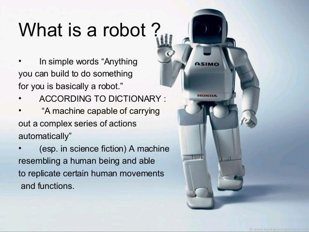 Advantages of robotics 4 6