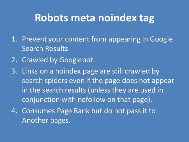 How to write a Robots.txt file easily – 7 Golden Phases to Follow