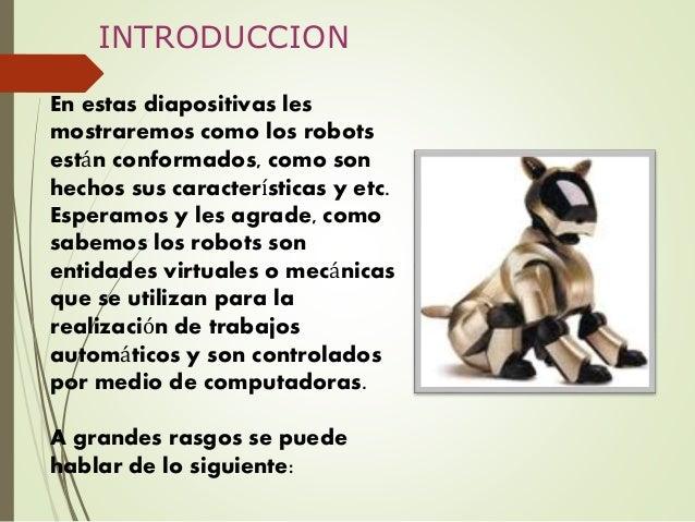 Robots Slide 2