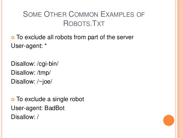 robots txt and sitemap xml creation