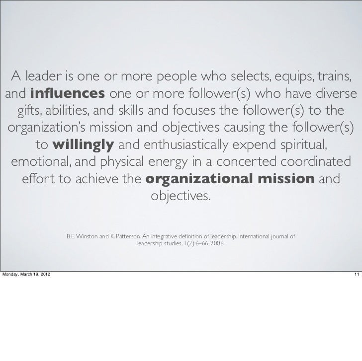 an analysis of leadership characteristics Chief nursing executives leadership analysis report whitepaper adam millinger, lcsw, partner and lyn brennan, partner amrop battalia winston thomas schoenfelder, phd the relationship between effective leadership and personality traits one such study.