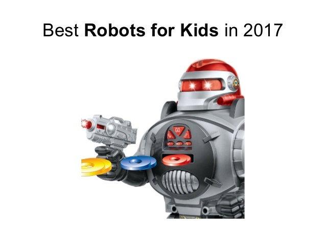 Best Robots For Kids >> Robots For Kids