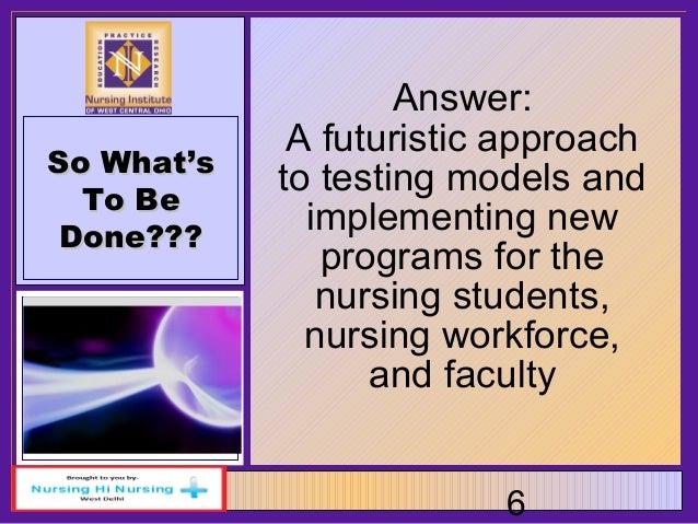 Robots In Nursing Education