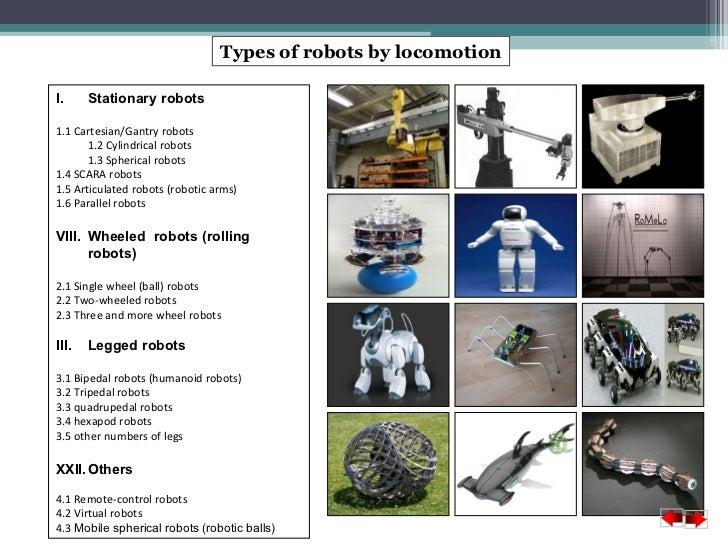 robots presentation