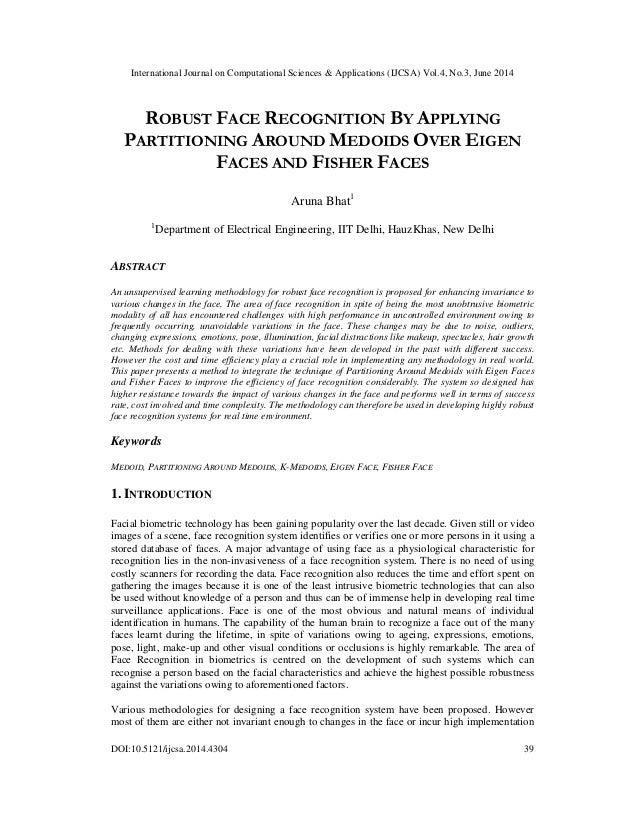 International Journal on Computational Sciences & Applications (IJCSA) Vol.4, No.3, June 2014 DOI:10.5121/ijcsa.2014.4304 ...