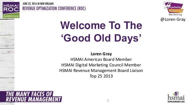 Loren Gray's HSMAI ROC 2016 Presentation Slide 3