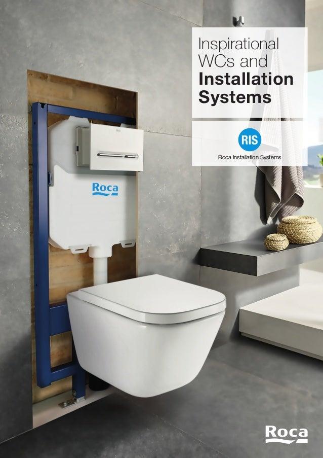 Gut bekannt Roca WC Installation Systems FS66