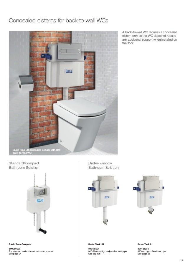 Turbo Roca WC Installation Systems UA46