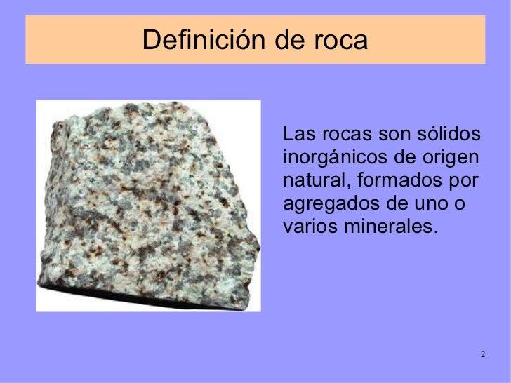 Rocas pdf for Definicion de gastronomia pdf