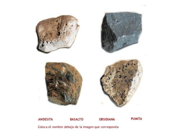 Rocas igneas for Nombre de la roca