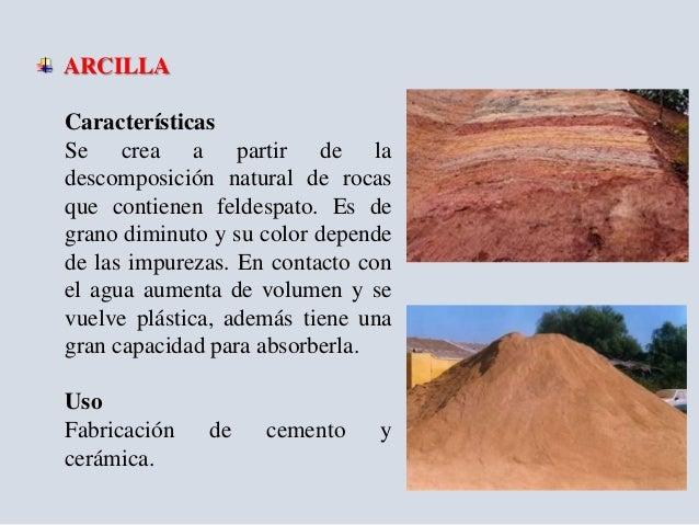 Rocas origen y propiedades unach - Inmobiliaria origen ...
