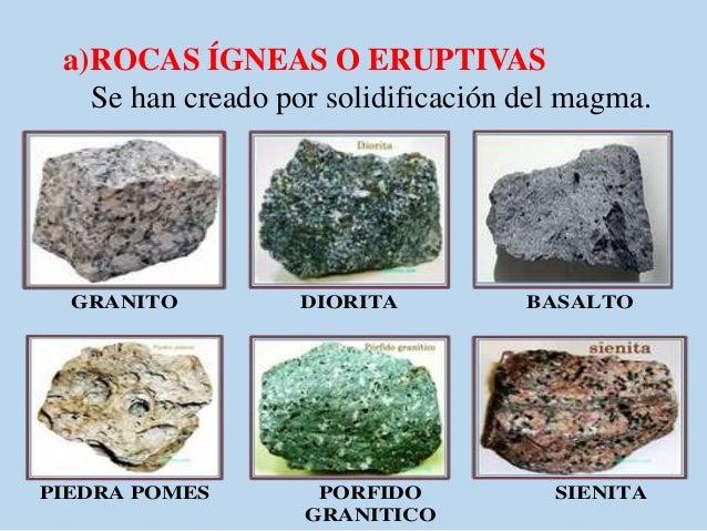 Rocas origen y propiedades unach - Propiedades del granito ...