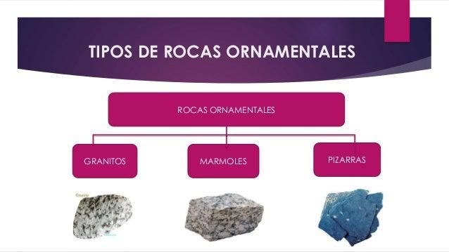 Rocas ornamentales for Tipos de arbustos ornamentales