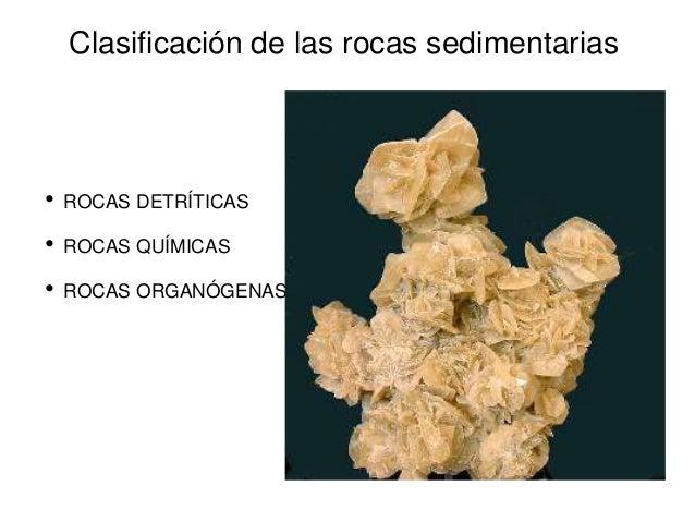 Rocas sedimentarias Slide 2