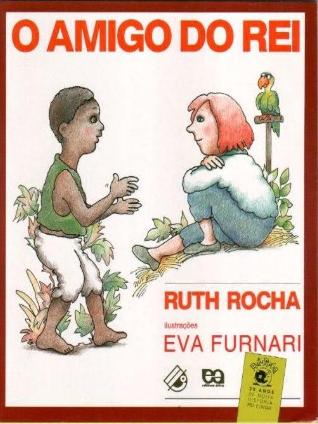O AMIGO DO REI DE RUTH ROCHA