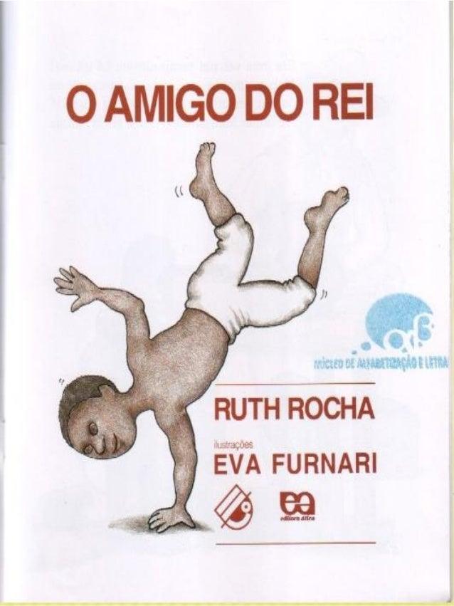 O AMIGO DO REI DE RUTH ROCHA Slide 2