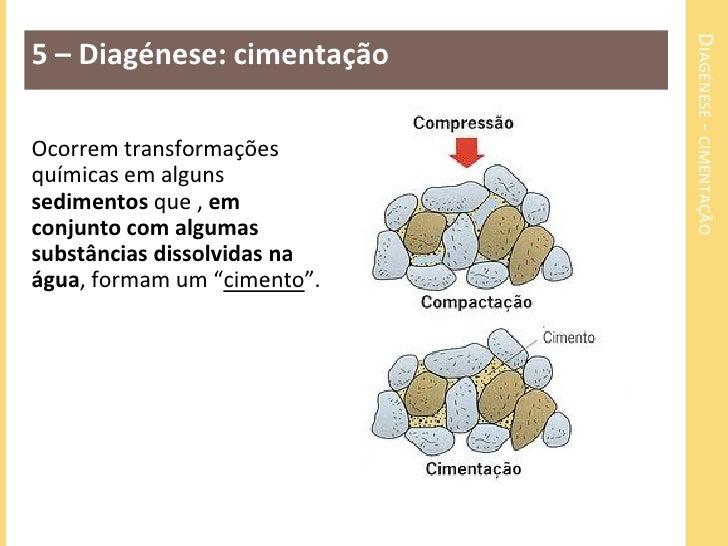 CLASSIFICAÇÃO / TIPOS DE ROCHAS SEDIMENTARES