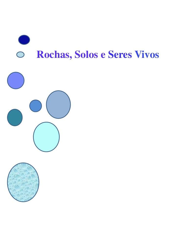 Rochas, Solos e SeresVivos br ... b792d232f2
