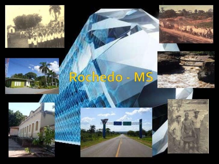 Rochedo - MS<br />