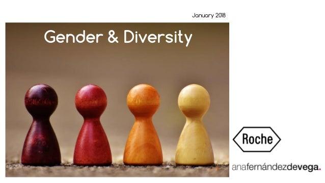 1 Gender & Diversity January 2018