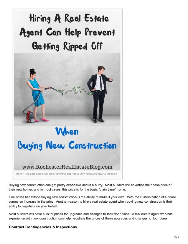 Should i hire a real estate agent to buy new construction Questions to ask a builder when buying a new home