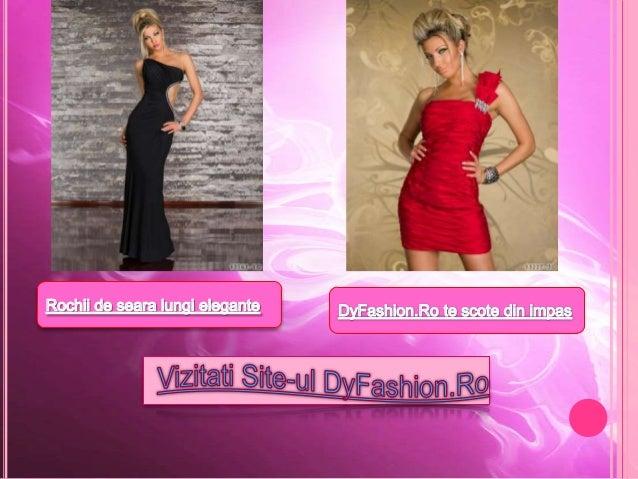 Rochi De Seara Lungi Si Scurte Elegante Ieftine Online