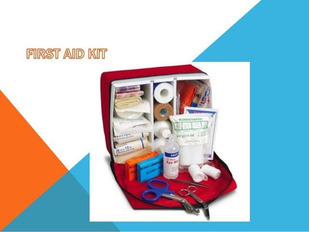 Health – First Aid