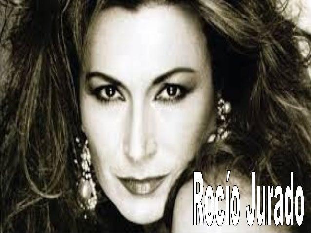 María del Rocío Trinidad Mohedano Jurado, conocida artísticamente como Rocío Jurado nació en Chipiona, Cádiz el 18 de sept...
