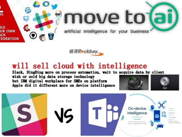 Rockbay 3-20180903 intelligence on Supply Chain Slide 2