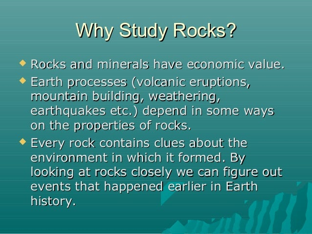 Rock Cycle/EPCC/LM3