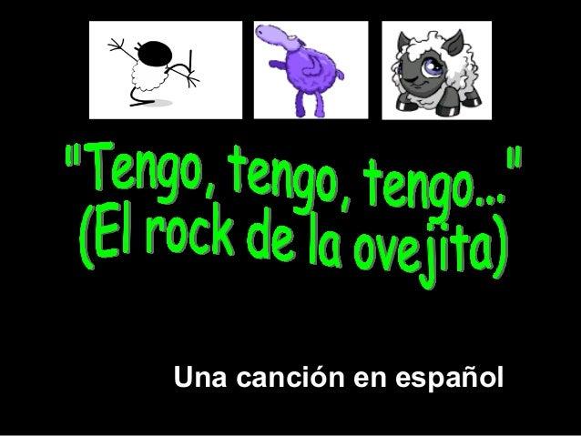 Una canción en español