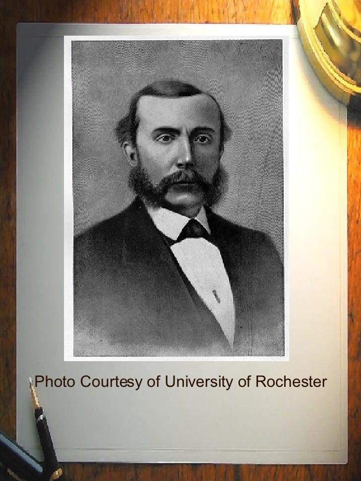 Photo Courtesy of University of Rochester