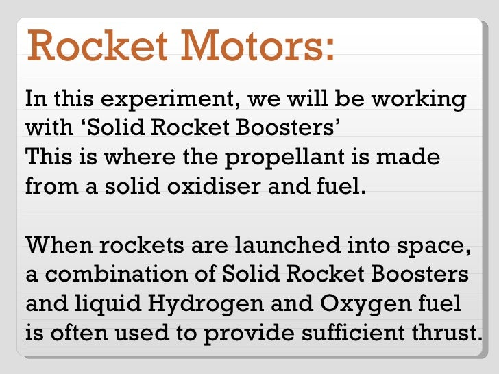 rocket science, Presentation templates
