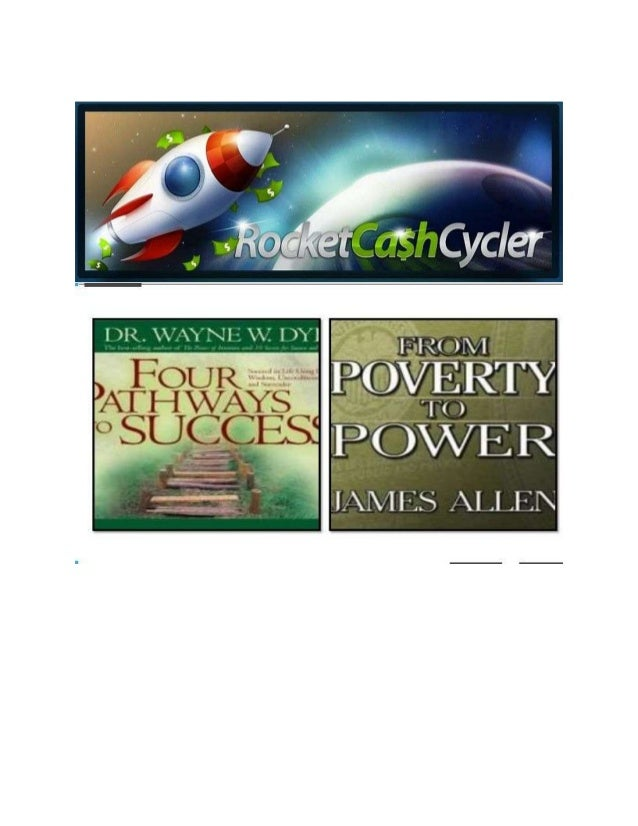 Rocket Cash Cycler Audio Books and eBooks