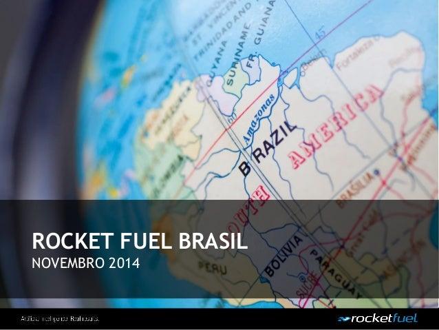 ROCKET FUEL BRASIL NOVEMBRO 2014