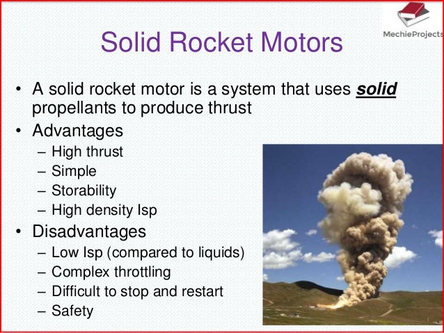 Mechanical Engineering Project: Rocket Fuels