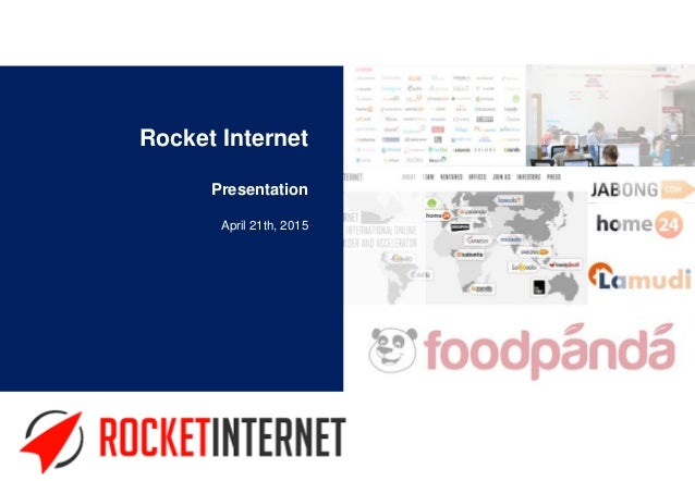 Page 1Corporate Strategy – IBS2, Group C Rocket Internet Diversification Strategy Rocket Internet Presentation April 21th,...