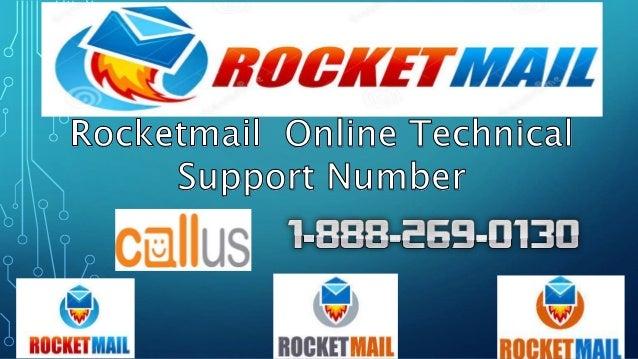 Rocketmail Online  Technical Support 1-888-269-0130 Number Slide 2