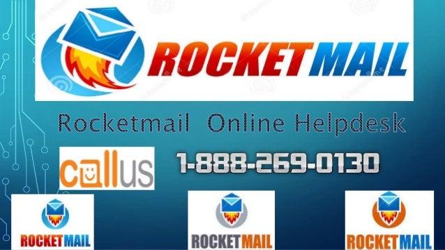 Rocketmail Online  Technical Support 1-888-269-0130 Number Slide 3