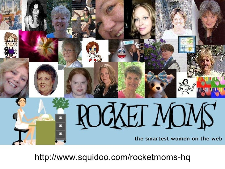 http://www.squidoo.com/rocketmoms-hq