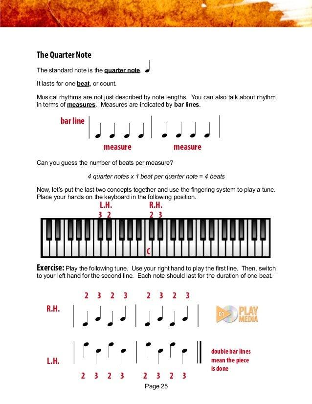 Rocket piano beginners v1 2