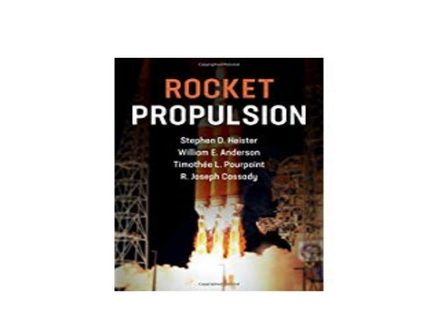 Free E Book Library Rocket Propulsion Cambridge Aerospace Series