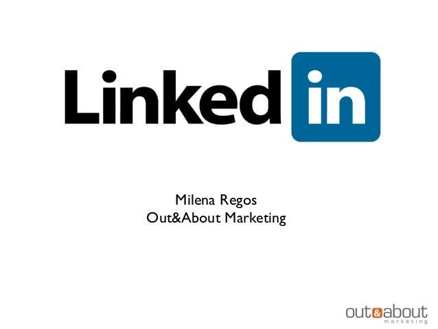 Milena Regos Out&About Marketing