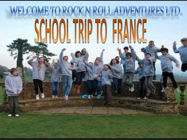 Educational Tours for school groups to Normandy and the Pyrenees For over 10 years RocknRoll Adventures has been organizin...